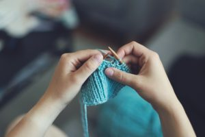 Contemplative Knitting